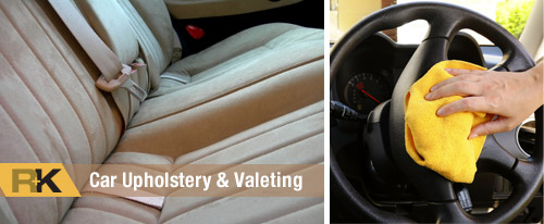Car Upholstery Steam Cleaning Guildford R K Specialist Cleaners